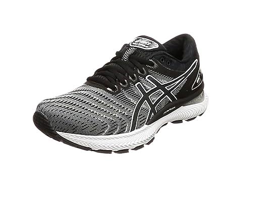 ASICS Herren Gel Nimbus 22 Running Shoe, Schwarz