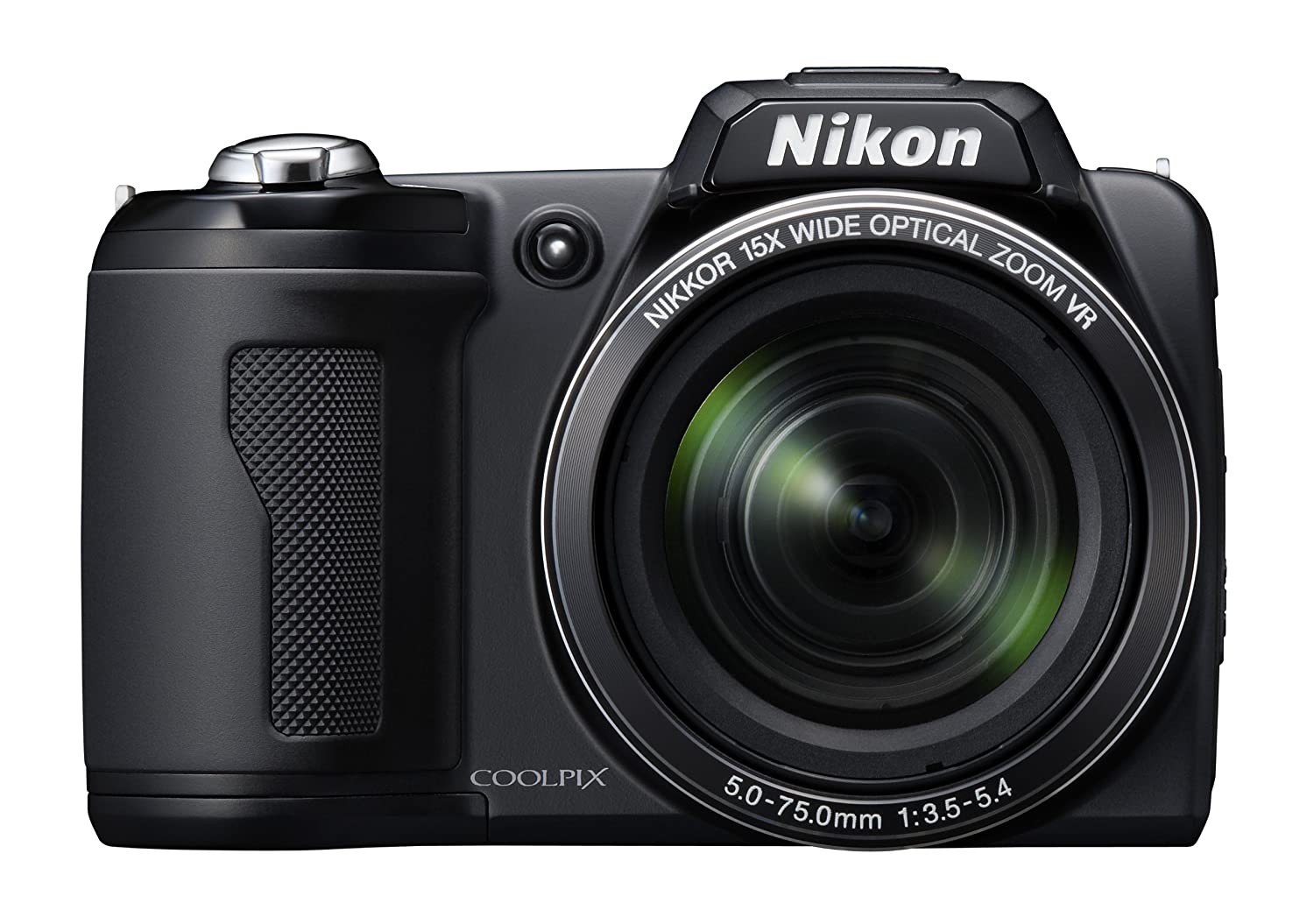Amazon Nikon Coolpix L110 12 1MP Digital Camera with 15x