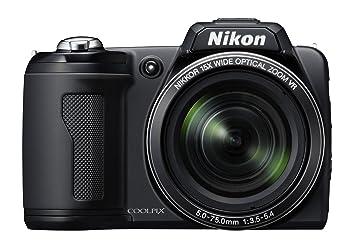 amazon com nikon coolpix l110 12 1mp digital camera with 15x rh amazon com Nikon Coolpix S3000 Manual Nikon Coolpix L30 Manual