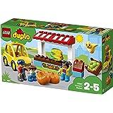 LEGO DUPLO - Le marché de la ferme - 10837 - Jeu de Construction