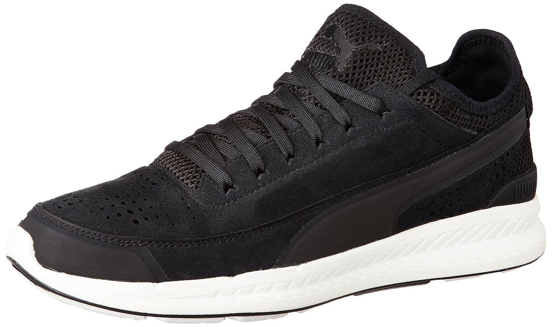 Puma Ignite Sock Herren Sneaker Schwarz  3.5 Schwarz