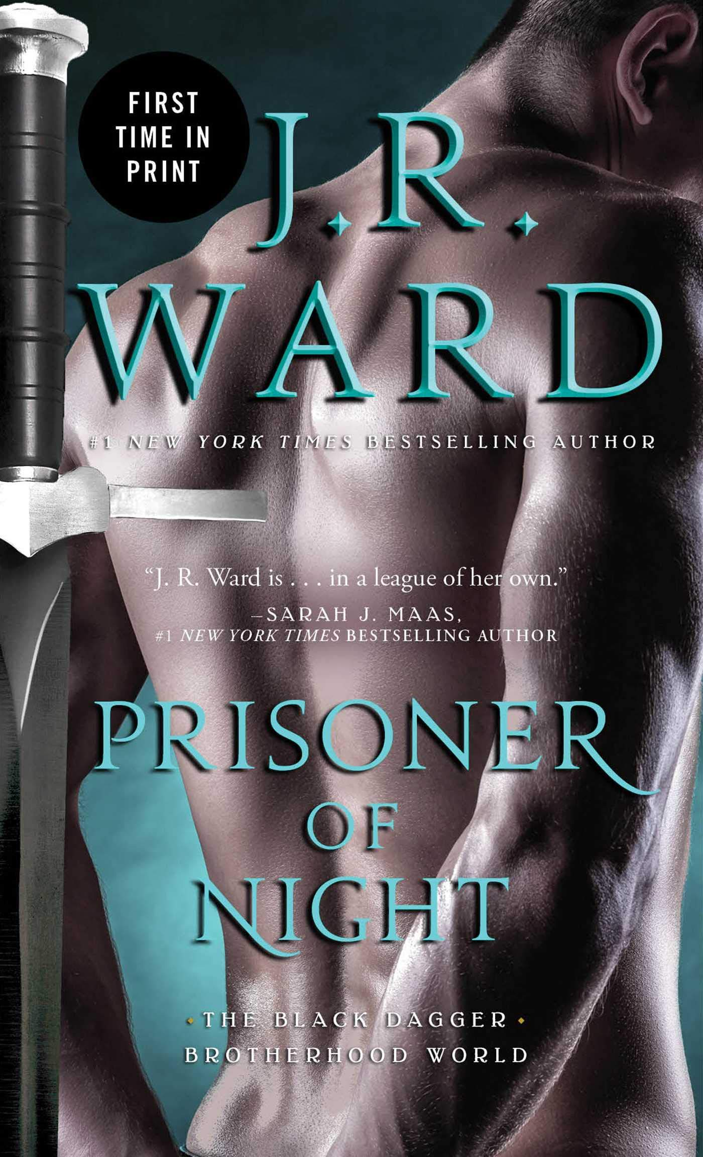 jr ward black dagger brotherhood series