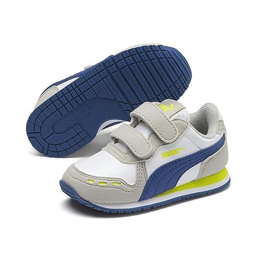 Sneakers PUMA Cabana Racer SL V Inf 351980 77 Puma WhiteGalaxy Blue