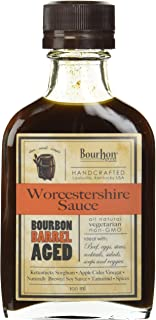 product image for Bourbon Barrel Aged Worcestershire Sauce 100ml (2 Pack)