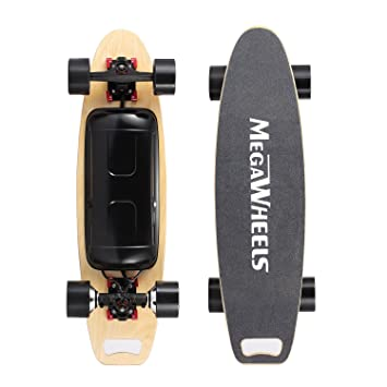 Megawheels Skateboards Electrico 500W Sensor de Movimiento ...