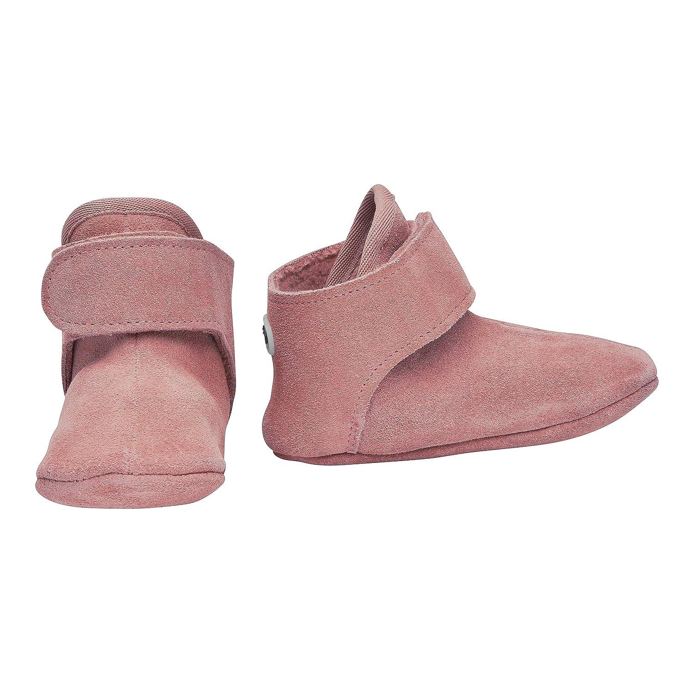 Lodger WKLE1001 Walker Leather Basic Plush 12-15m rosa
