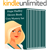 Hope Hadley 11-Book Cozy Mystery Set