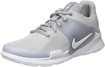Nike Grau/Weiß Arrowz (gs), Unisex Kinder Sneaker, Grau (Wolf Grau/Weiß Nike 02a18b