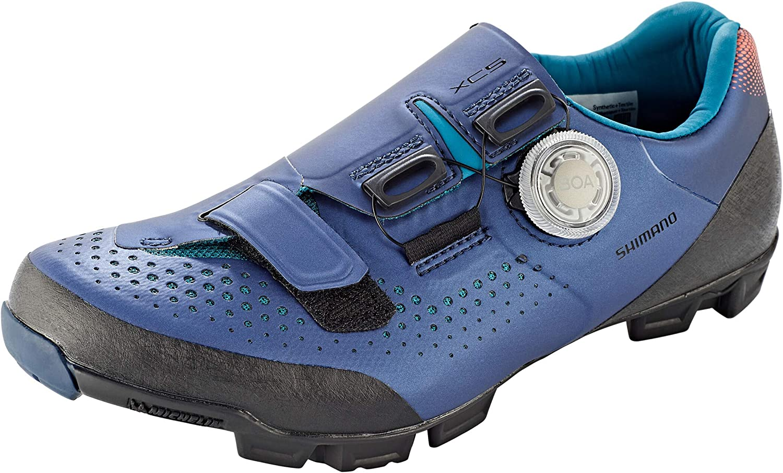SHIMANO SH XC501 Schuhe Damen Navy Schuhgröße EU 39 2020 Rad