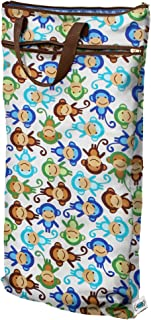 product image for Planet Wise Hanging Wet/Dry Bag, Monkey Fun