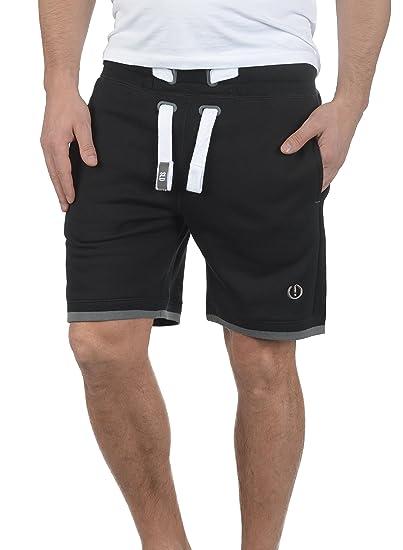 !Solid BenjaminShorts Herren Sweatshorts Kurze Hose Jogginghose Mit Fleece-Innenseite Und Kordel Regular Fit
