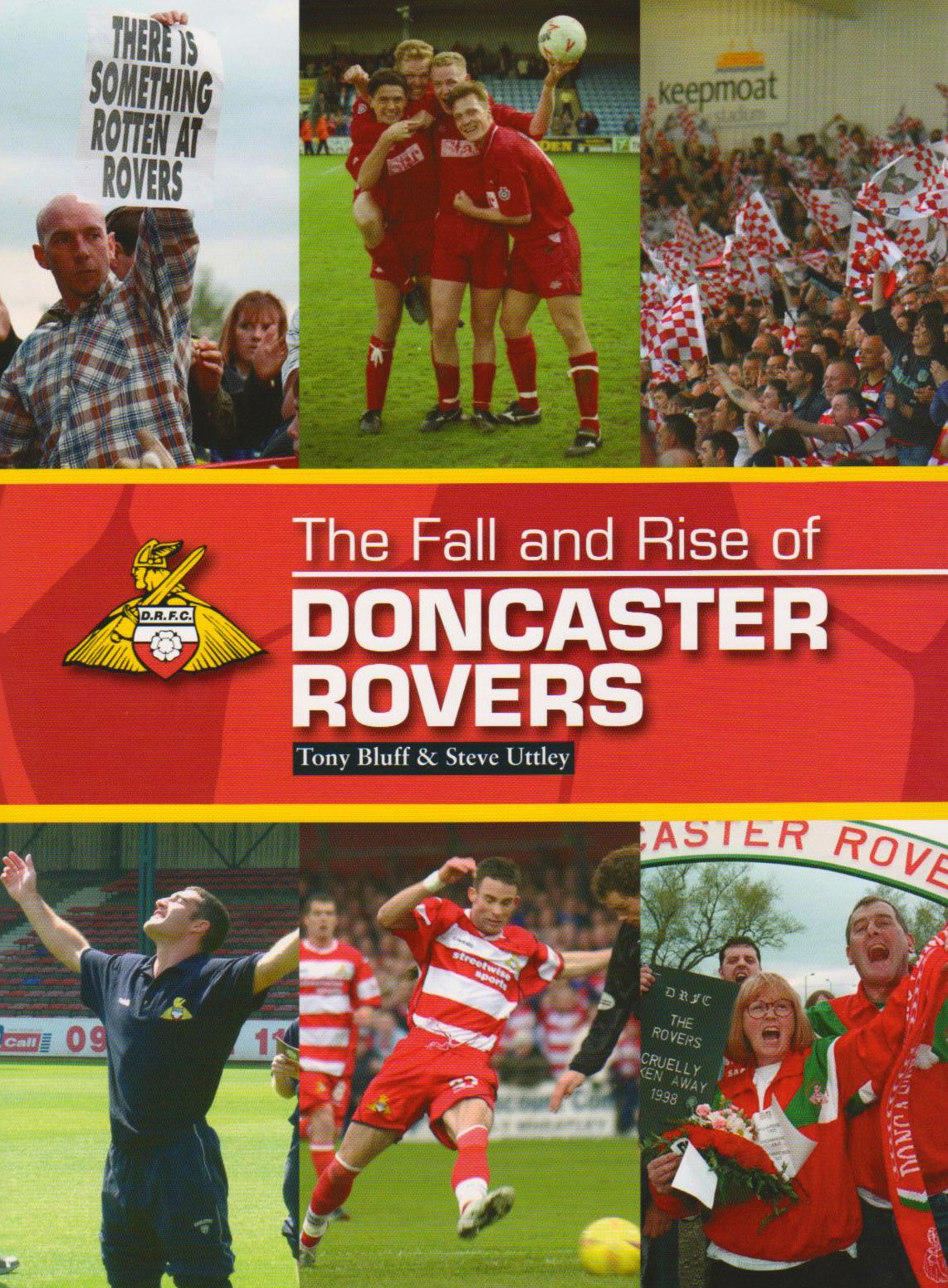 The Fall and Rise of Doncaster Rovers PDF