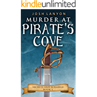 Murder at Pirate's Cove: An M/M Cozy Mystery (Secrets and Scrabble Book 1) book cover