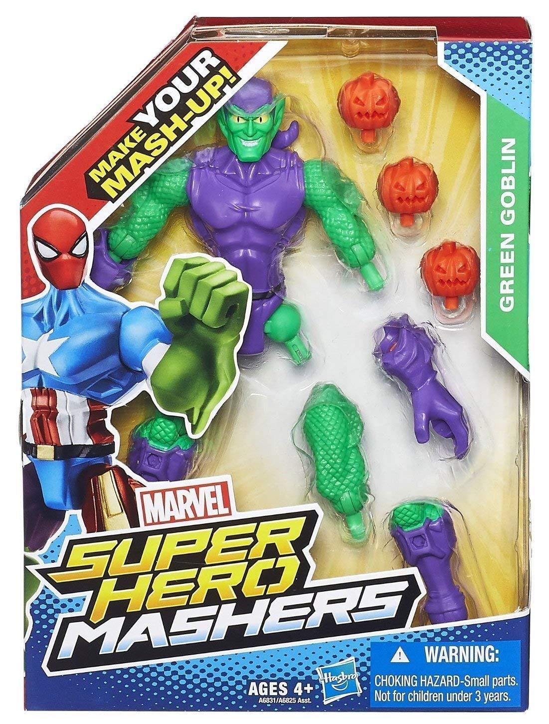 vert Goblin  Marvel Super Hero Mashers Marvel's Iron Fist Figure