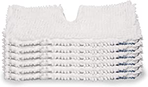 LTWHOME Design Replacement Dual-Sided Microfiber Coral Mop Pads Fit for O-Cedar ProMist MAX Spray Mop (Pack of 6)
