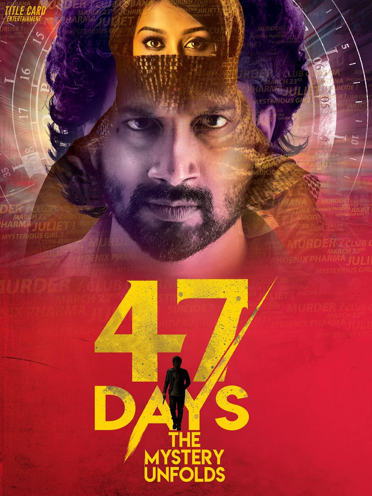 47 Days on Amazon Prime Video UK