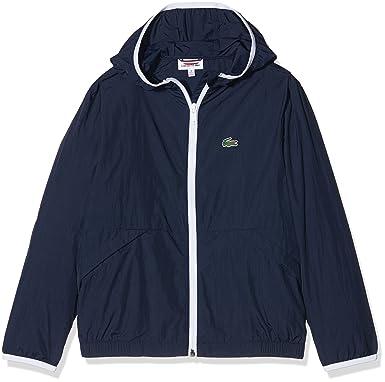 1490c8f8b Lacoste Boy s Jacket  Amazon.co.uk  Clothing