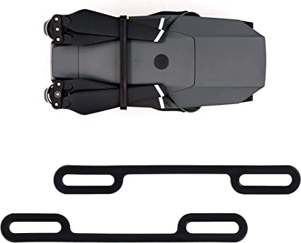 2x Stabilizer Strap Motor Props Holder Protection for DJI MAVIC PRO