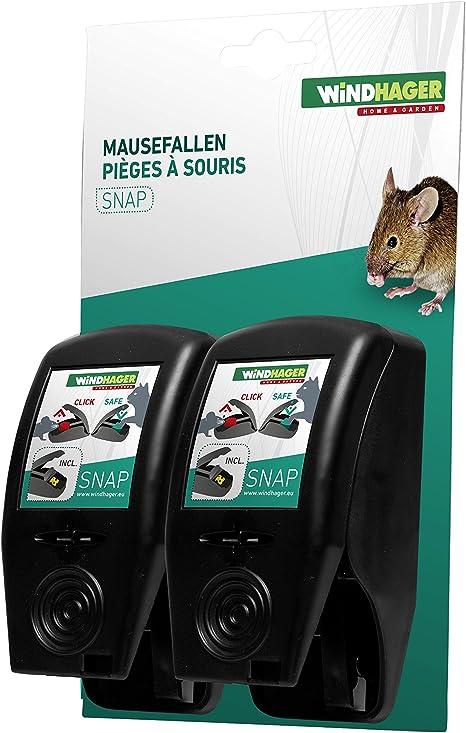Réutilisable Piège à souris Snap