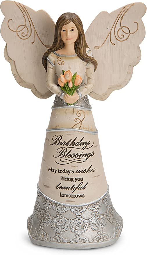 Pavilion Gift Company Elements Friend Guardian Angel Figurine