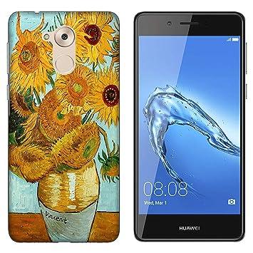 Funda P9 Lite Smart Carcasa Huawei P9 Lite Smart Vincent Van ...