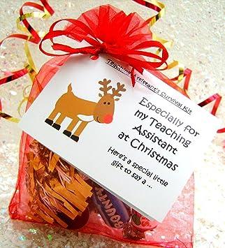 Christmas gift ideas for teacher assistants