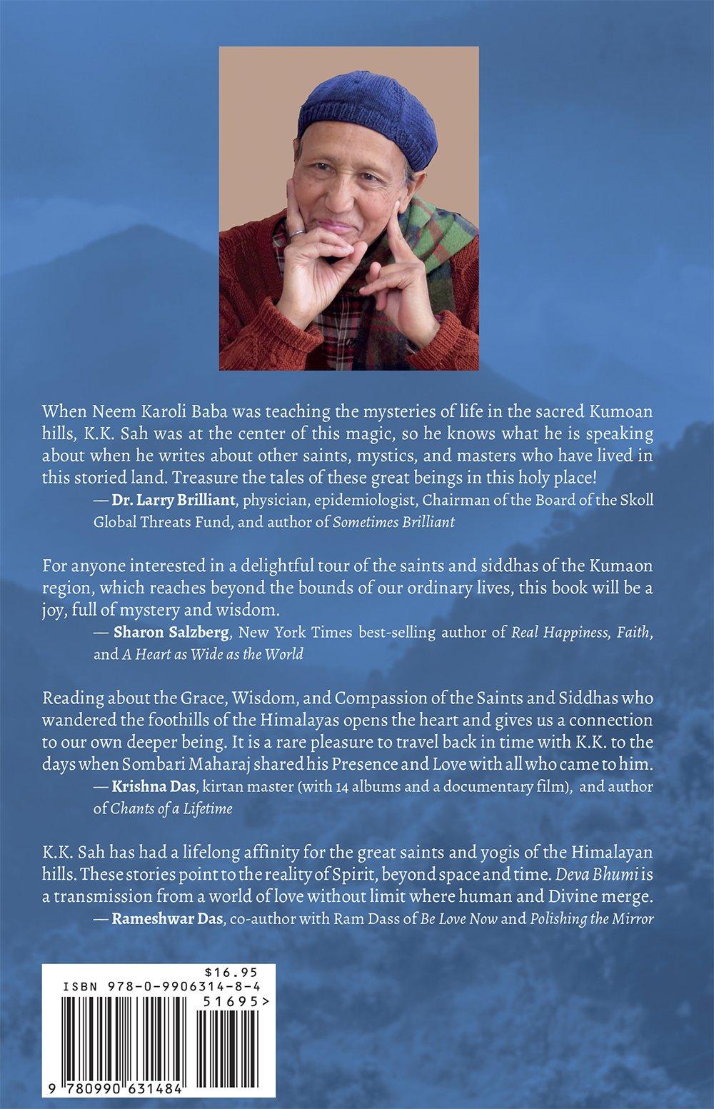 Deva Bhumi: The Abode Of The Gods In India: Krishna Kumar (kk) Sah:  9780990631484: Amazon: Books