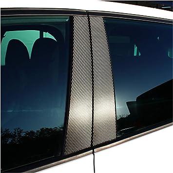 140/µm 3M 2080 Carbon Schwarz AlphaShield Lackschutz Folie Set f/ür B C S/äule Zierblenden Aufkleber Auto Selbstklebend Kfz Zubeh/ör Passgenaue Klebefolie FX06