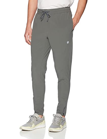 asics mens trousers