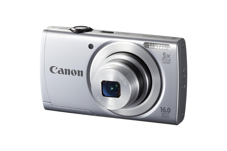 amazon com canon powershot a2500 16mp digital camera with 5x rh amazon com canon sure shot owl manual canon sure shot z180u manual