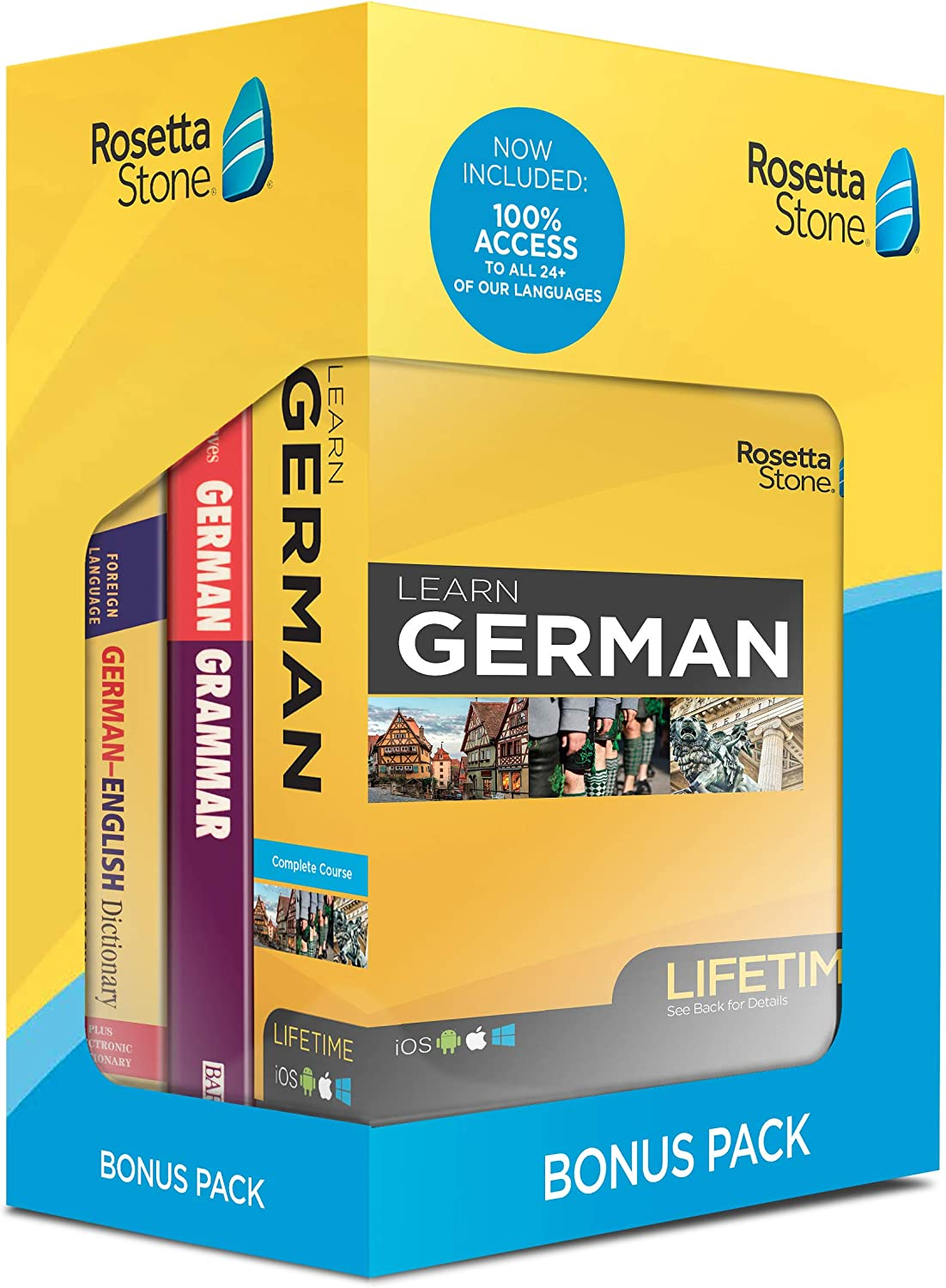 Rosetta Stone German Discount Coupon Code