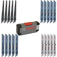 Bosch Professional 20 st. ToughBox toughBox Top Seller for Wood and Metal (för trä och metall, tillbehör fram och…