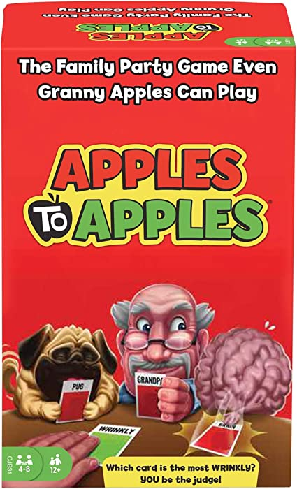 The Best Apple To Apple Card Game