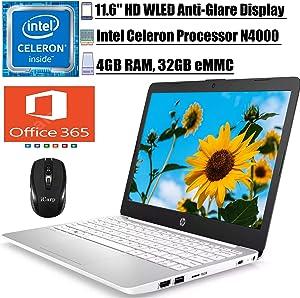 2020 Premium HP Stream 11 Laptop Computer 11.6