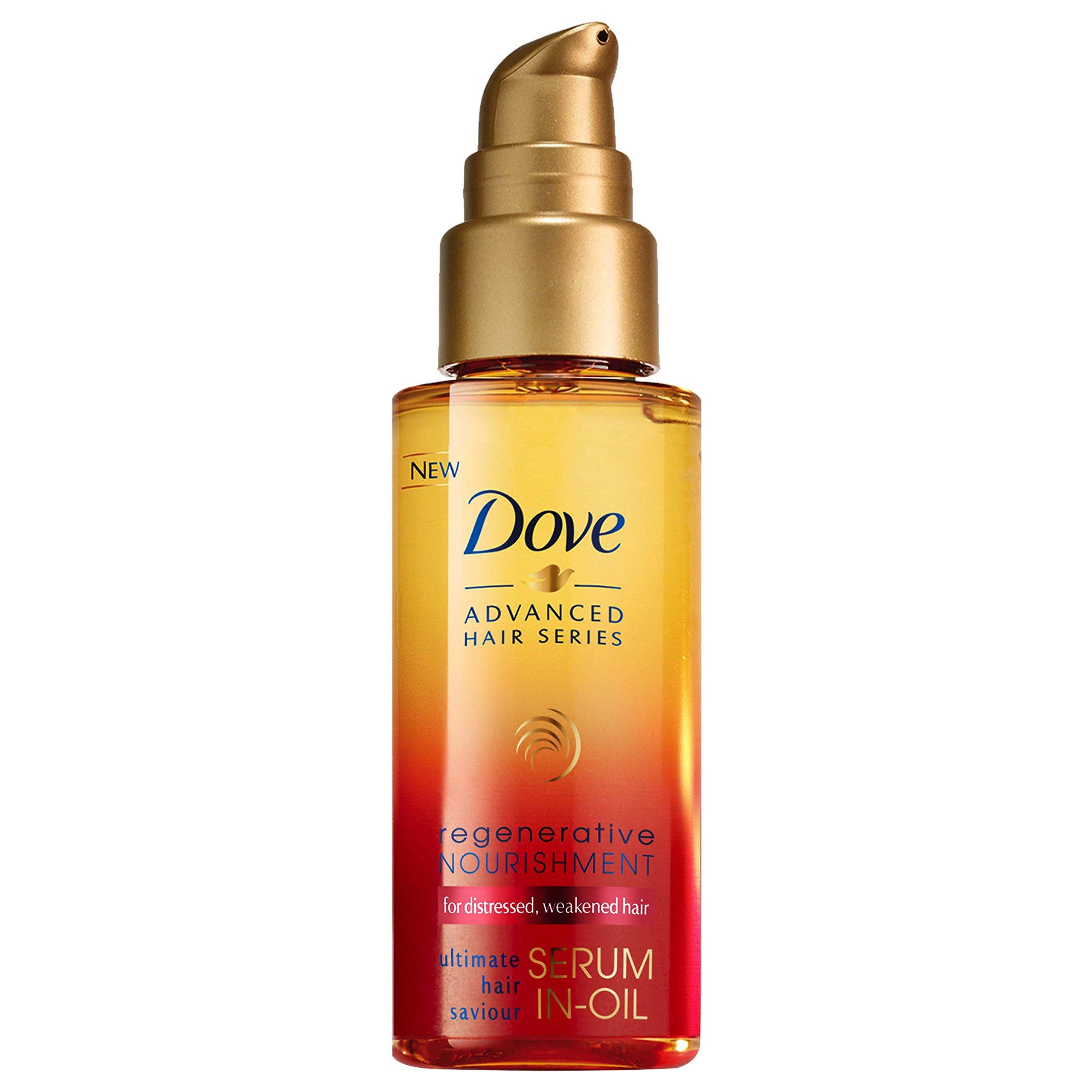Dove Advanced Hair Series Serum-In-Oil, Regenerative Nourishment 1.69 oz