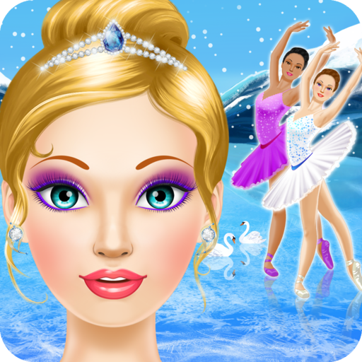 Ballerina Salon: Spa, Makeup and Dressup - Full ()