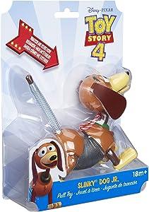 Slinky Disney Pixar Toy Story 4 Dog Jr Kids Pull Spring Toy