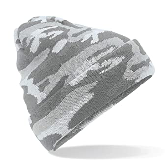 Gorra Militar Camuflaje - Tejido de doble punto - Ideal para ...