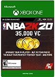 Amazon.com: NBA 2K20: 450,000 VC 450,000 VC - [Xbox One