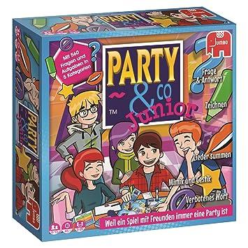 Party Co Junior Ninos Y Adultos Juego De Mesa De Carreras Juego