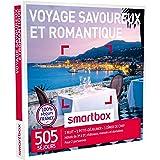 SMARTBOX - Coffret Cadeau - VOYAGE SAVOUREUX ET ROMANTIQUE - 420 séjours : hôtels de 3* à 5*, châteaux, manoirs et domaines