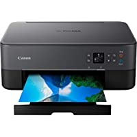 $124 » Canon TS6420 All-In-One Wireless Printer, Black