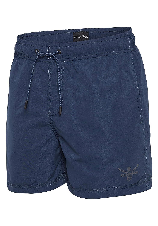 TALLA Small. Chiemsee–Pantalón corto swims Men Bañador, hombre, Swimshorts Men, Dark Demin, small
