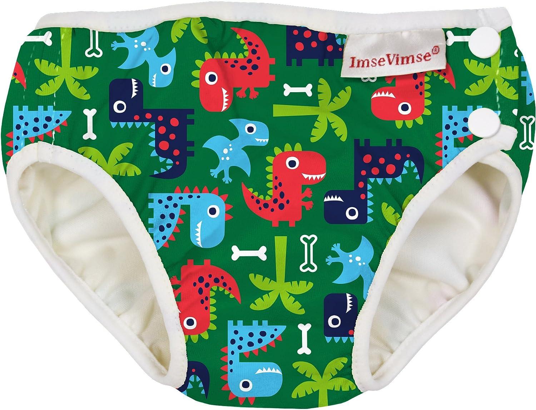 Imsevimse IMSE1095 - Pañales desechables para nadar, unisex