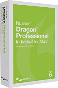 Dragon Professional Individual for Mac 6.0 (Discontinued)
