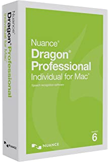 Amazon com: Dragon Dictate for Mac 4 0 (Old Version): Software