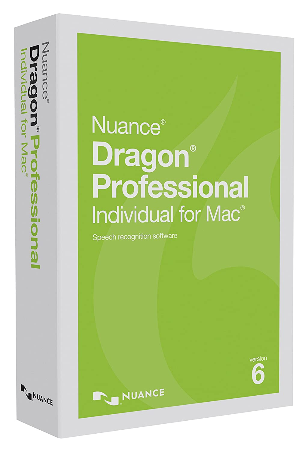 Nuance Dragon Professional Individual for Mac 6.0