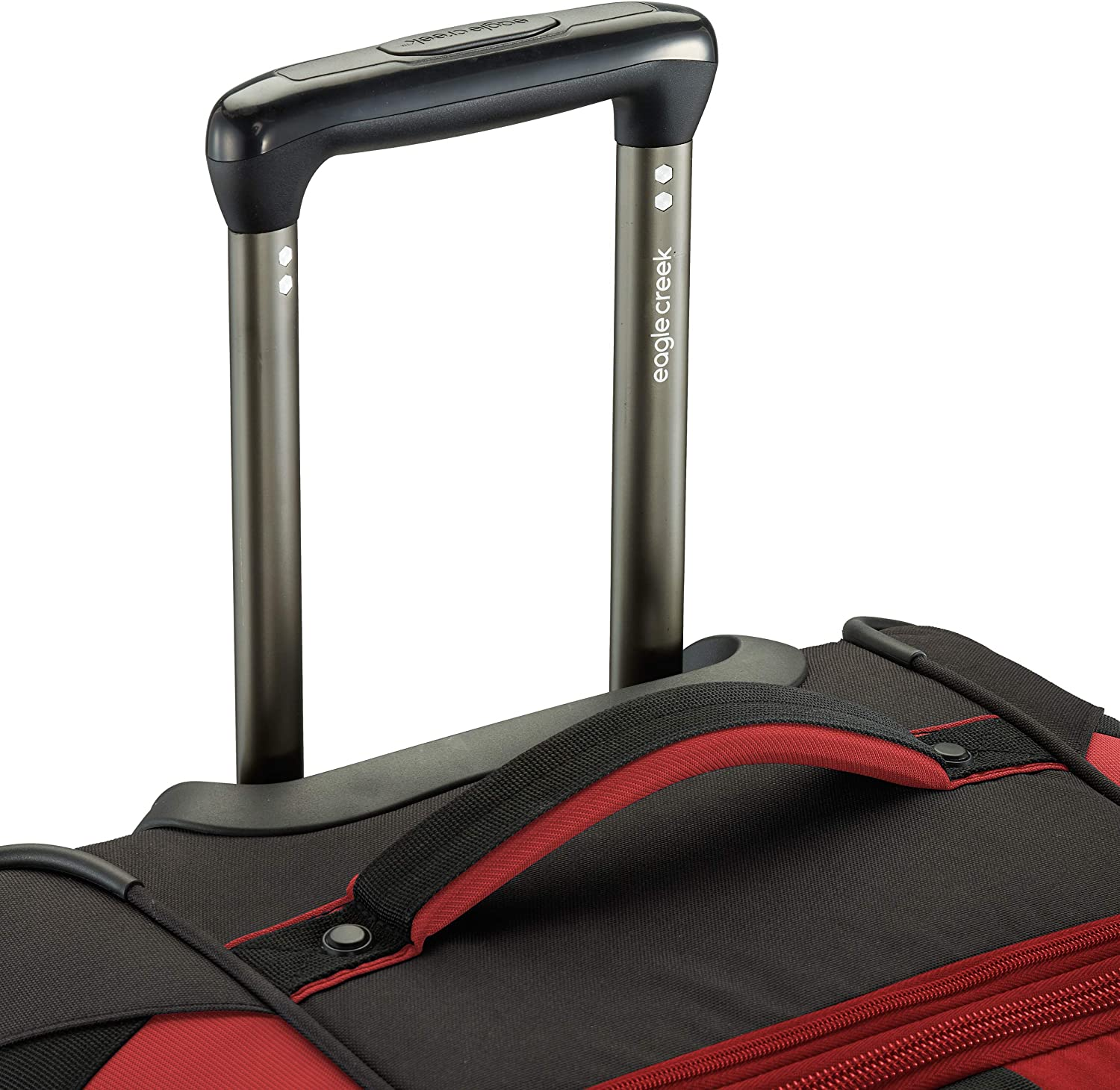 Eagle Creek Expanse AWD 26 4 Wheel Spinner Luggage Volcano Red