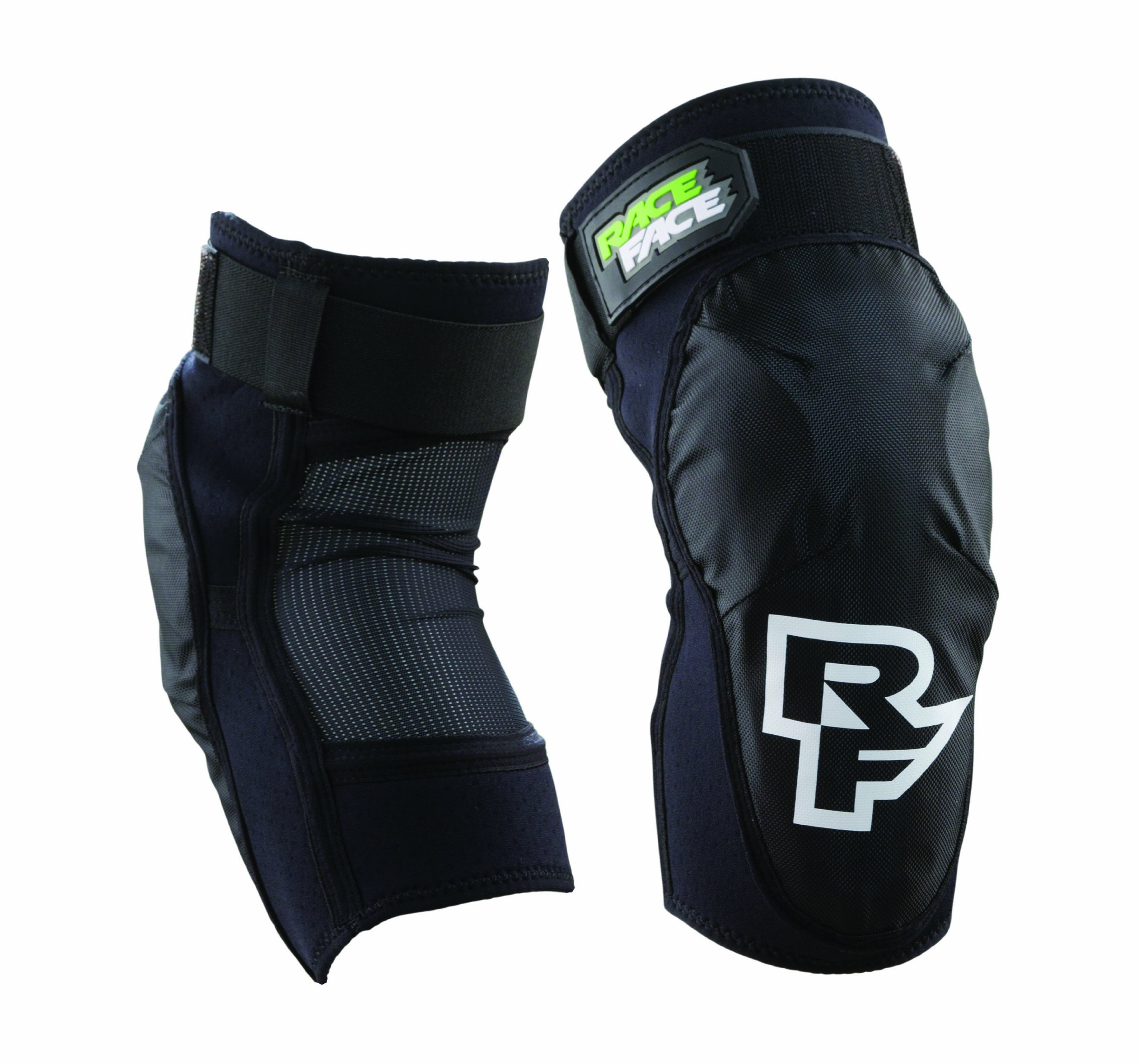 RaceFace Ambush Elbow Guard, Stealth, Medium