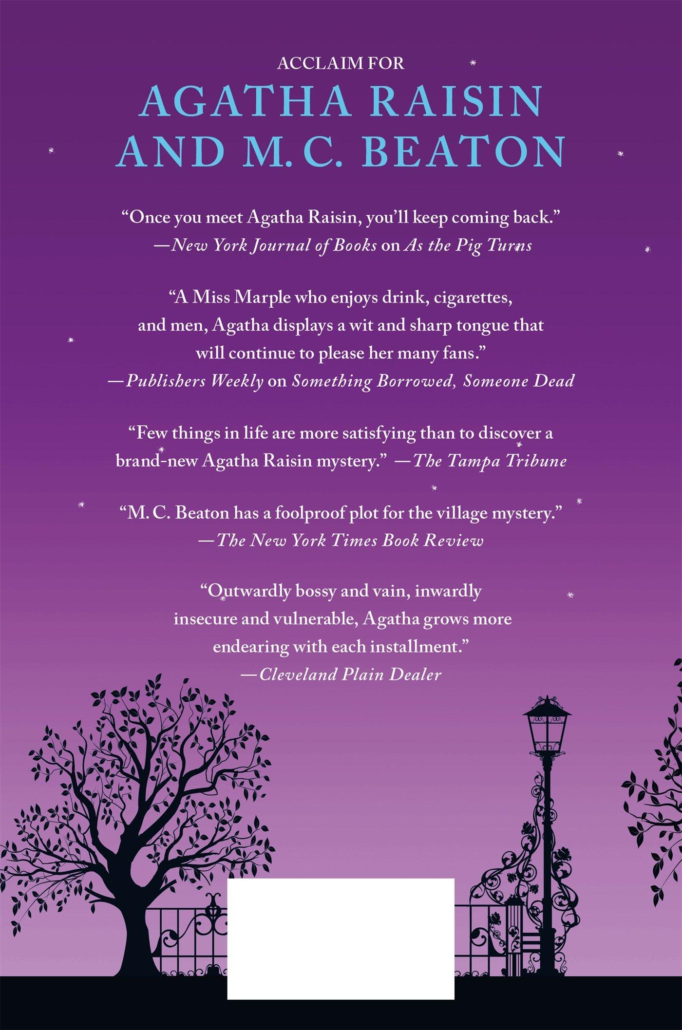 Pushing Up Daisies: An Agatha Raisin Mystery (agatha Raisin Mysteries): M  C Beaton: 9781250057440: Amazon: Books